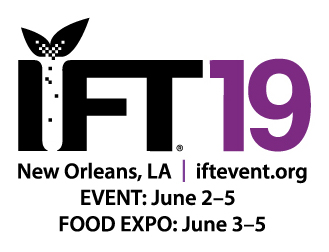 IFT19 is around the corner. Make sure Booth 4333 is on your list!