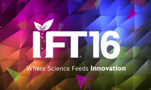 Visit us at IFT16